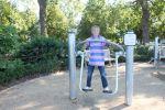 illicit child on equipment