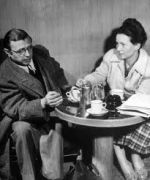 Sartre and de Beauvoir